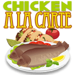 Chicken-ALA Carte-icon
